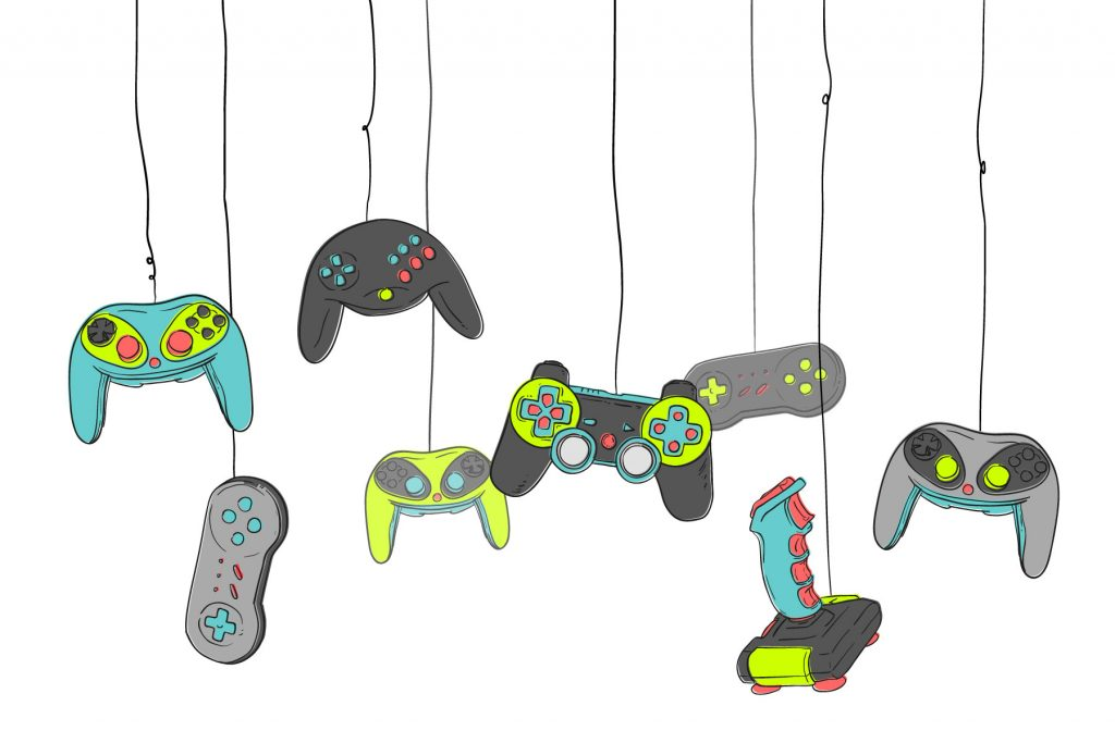 Ethical Gamepads